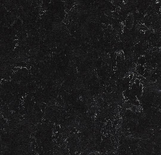 prírodné linoleum Black