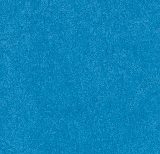 prírodné linoleum Greek blue