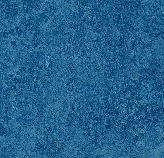 prírodné linoleum Blue