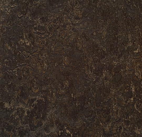 prírodné linoleum Dark bistre