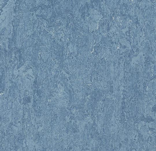 prírodné linoleum Fresco blue