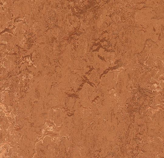 prírodné linoleum Rust